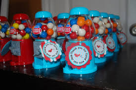 Gumball Party Favors Bank With Gum Dollar Tree Wholesale Target Amazon Walmart Party