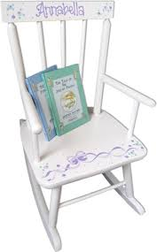 Personalized Kid Chair Impressive Personalized Rocking Chair With Childrens Furniture