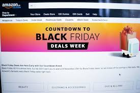 amazon moto g4 black friday amazon ca launches black friday deals hub because canadians love
