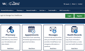 it u0027s here the improved my healthevet website my healthevet