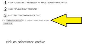 Memes Facebook Chat - truco para poner memes e imagenes en el chat de facebook hazlo tu