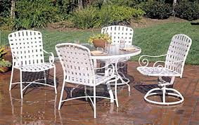 White Patio Furniture Commercial Grade Designer Pool And Patio Furniture Sales And