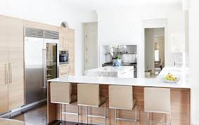 20 lovely kitchens with white countertop home design lover