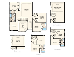 easton floor plan at hamlin overlook in winter garden fl