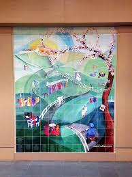 custom tile and tile murals