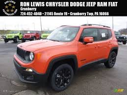 jeep renegade interior orange 2017 omaha orange jeep renegade latitude 4x4 117509460 gtcarlot