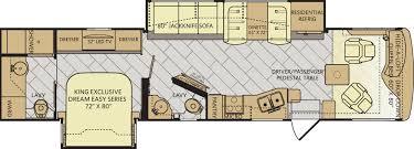 Fleetwood 5th Wheel Floor Plans Pace Arrow Motorhome U2013 2017 Fleetwood Pace Arrow U2013 Class A Diesel Rv