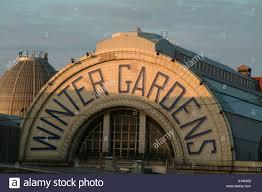 Winter Gardens Blackpool Postcode - the winter gardens blackpool lancashire england stock photo