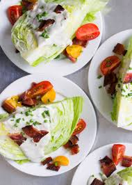 classic thanksgiving dressing recipe classic wedge salad with blue cheese dressing recipe
