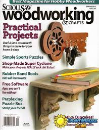 Woodworking Magazine Pdf by Scrollsaw Woodworking U0026 Crafts 58 Spring 2015 Download Pdf