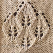 motifs knitting bee 8 free knitting patterns