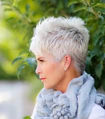 how to cut a short ladies shag neckline 32 flattering short haircuts for older women in 2018