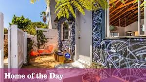home of the day swing from the rafters in this artsy venice beach