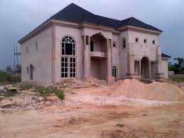 how to go about building a house comedian i go die builds 2nd mansion in benin city photos