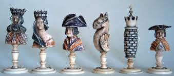 restoration and antique chess sets chess pinterest chess