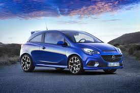 opel germany opel reveals corsa opc prices in germany automotorblog