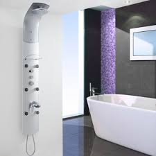 shower panels with body jets home design ideas and pictures