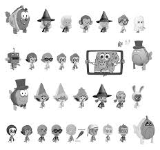 guppy characters christopher j b brown