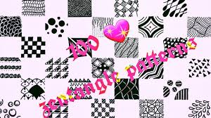 how to make a zendoodle 100 easy zentangle patterns doodle zentangle and zendoodle