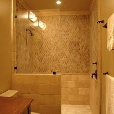 Walk In Bathroom Shower Ideas Best 25 Shower No Doors Ideas On Pinterest Bathroom Showers