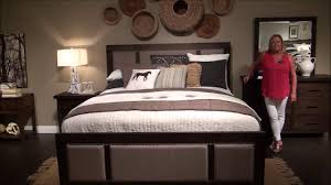Broyhill Furniture Bedroom Sets by Larimer Square Upholstered Bedroom Set By Broyhill Furniture Youtube