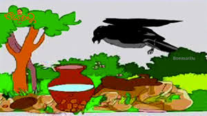 clever crow story for children telugu moral stories for kids