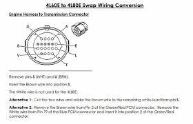 4l60e transmission plug wiring diagram wiring wiring diagram