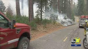 Wildfire Near Julian Ca by Railroad Fire Evacuation Orders Lifted Abc30 Com