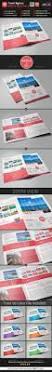 real estate landscape brochure template indesign indd brochure