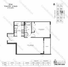 beach club hallandale floor plans yacht club at portofino unit 2407 condo for rent in south beach