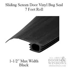 Patio Door Weatherstripping Sliding Door Weather Stripping Door Seal Brush Sliding