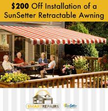 Sun Setter Awning Sunsetter Awnings Smart Repairs