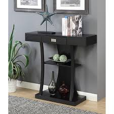convenience concepts console table convenience concepts console table bellacor