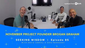 Seeking Graham November Project Co Founder Brogan Graham Seeking Wisdom Podcast