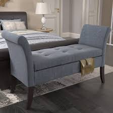 best bedroom bench with arms contemporary dallasgainfo com