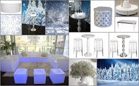 Winter Wonderland Themed Decorating - featured theme winter wonderland divine events