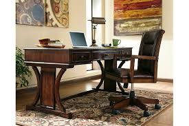 ashley furniture writing desk devrik 60 home office desk ashley furniture homestore