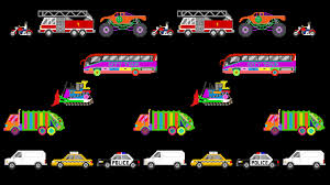 vehicle patterns abab sports street construction the kids