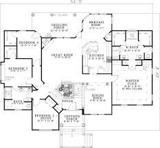 split house plans front to back split house plans 3 bedroom house designs