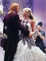 Alexander Mcqueen Wedding Dresses Did Harry Potter U0027s Wedding Dress Knock Off Alexander Mcqueen Flare