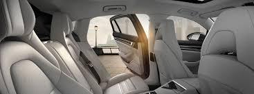 porsche panamera interior 2012 2017 panamera interior rear videos porsche imanuals