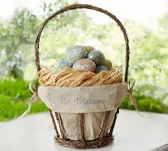 Easter Decorations Baskets by Pottery Barn Easter Sale 40 Easter Decorations Easter Baskets