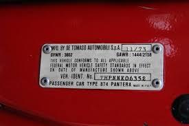 1971 1991 de tomaso pantera review top speed
