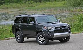 2017 toyota 4runner in depth model review car and driver
