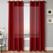 Semi Sheer Curtains Semi Sheer Curtains