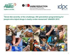 Challenge Hiv Is Harm Reduction Funding In Low And Middle Income Countries In
