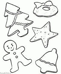 cookie coloring pages getcoloringpages com