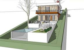 hillside house plans for sloping lots astonishing design house plans for hillside sloping lot houseplans