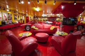 ultimate man cave best celebrity man caves let u0027s design the best man cave for you
