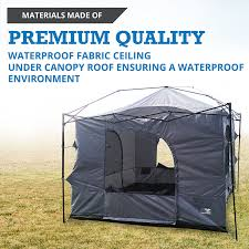 Hanging Canopies by Amazon Com Standing Room Premium Family Cabin Tent 8 5 U0027 Of Head